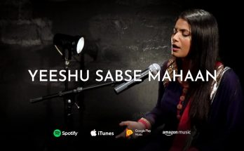 Yeeshu Sabse Mahaan Lyrics in Hindi | Shirin George & Wilson George
